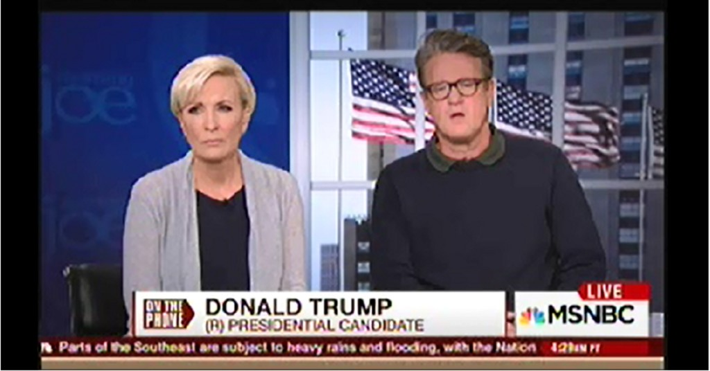 MSNBC host begs trump for positive message on muslims