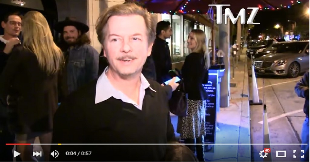 David Spade criticizes Obama
